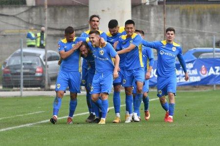 Petrolul isi consolideaza primul loc in Liga 2