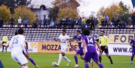 <span style='background:#EDF514'>FC ARGES</span> - Farul 2-1. Echipa lui Hagi ramane fara victorie in deplasare