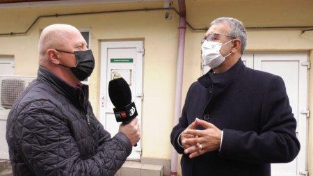 Vergil Chitac, primarul municipiului Constanta: Spitalul de Boli Infectioase va fi <span style='background:#EDF514'>GATA</span>, cel mai probabil, in 2023
