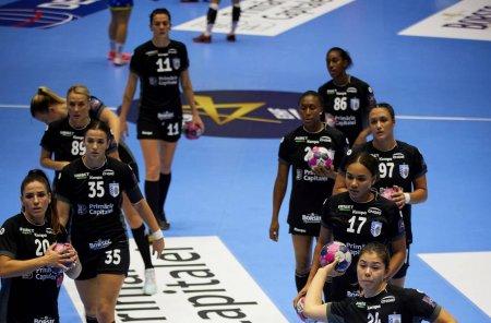 CSM Bucuresti a invins Borussia Dortmund, scor 25-22, in grupele Champions League la handbal feminin