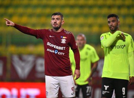 Ce a spus dupa meci Adrian Balan, eroul Rapidului cu CFR Cluj