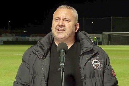Rapid - CFR Cluj 2-0. Show Mihai Iosif dupa meci: Mi-era frica la 2-0. Imi convenea mai mult 1-0! + Traim intr-o lume capitalista fara moralitate