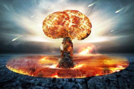Razboiul Global care va avea efecte catastrofale. Apocalipsa nucleara nu va cruta nimic