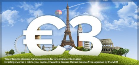 <span style='background:#EDF514'>INTERACTIV</span>e Brokers scade costurile de tranzactionare pentru a maximiza randamentul investitiilor: acum platesti doar 3 euro pe ordin comision standard