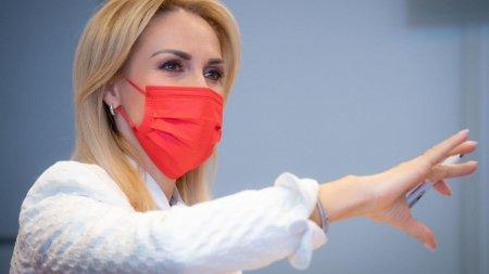 Gabriela Firea: Pas important azi la Senat, pentru plafonarea preturilor la electricitate si gaze!