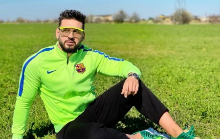 Reactia lui <span style='background:#EDF514'>DORIAN</span> Popa dupa ce un fotbalist de la FCSB nu a vrut sa faca poza cu el. Mi s-a luat rau de fotbalul din Romania
