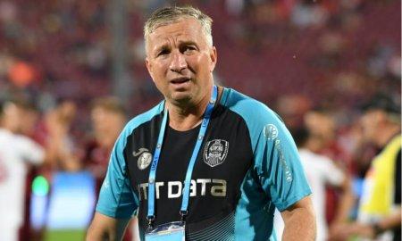 Dan Petrescu, dupa prestatia CFR-ului in meciul cu Rapid: Am intrat in teren pe varfuri