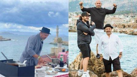Jurnal Chefi fara limite, episodul 1. Chef Sorin Bontea povesteste care sunt provocarile. Te tine in <span style='background:#EDF514'>PRIZA</span>. Adrenalina 100%