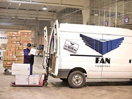 FAN Courier asteapta in 2021 venituri de 1,1 miliarde de lei dupa ce a inregistrat o crestere de 10% a volumelor livrate in primele noua luni din an