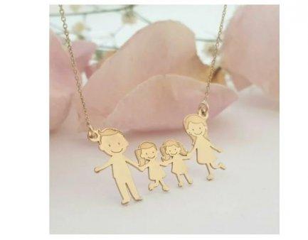 5 lantisoare din aur de la Chic Bijoux ce pot deveni mostenire de familie
