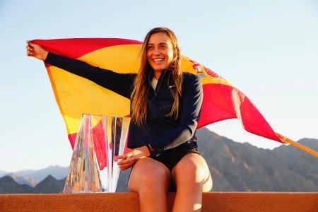 Badosa si Norrie, campionii sur<span style='background:#EDF514'>PRIZA</span> de la Indian Wells