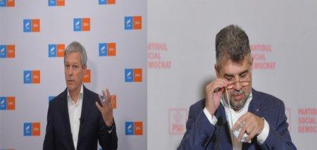 Replica lui Dacian Ciolos pentru presedintele PSD: Ciolacu sta prost cu memoria