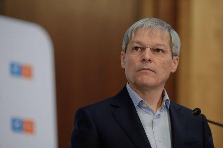 Dacian Ciolos, primele declaratii dupa ce a depus lista noului Guvern. Anuntul premierului desemnat