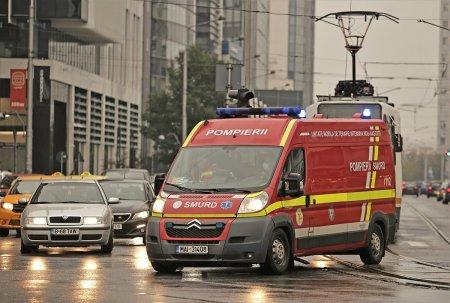 Incidenta COVID din Bucuresti, in continua crestere. Rata de infectare luni