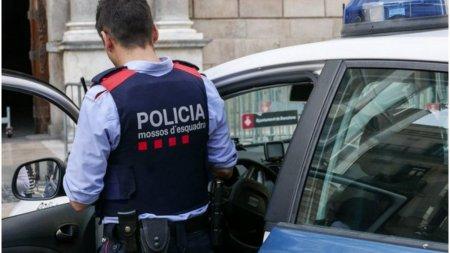 Roman arestat in Spania, dupa ce a injunghiat mortal un barbat si l-a ranit pe altul, intr-o benzinarie
