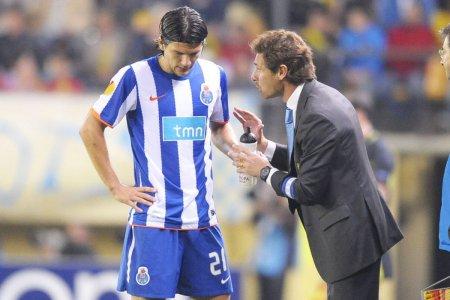 Cristian Sapunaru, mesaj pentru Andre Villas-Boas » Cum i-a raspuns fostul sau antrenor de la FC Porto
