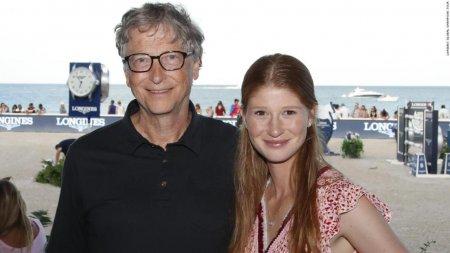 Fiica lui Bill Gates s-a casatorit! Nunta de 2 milioane de dolari! Cine este ginerele miliardarului? FOTO