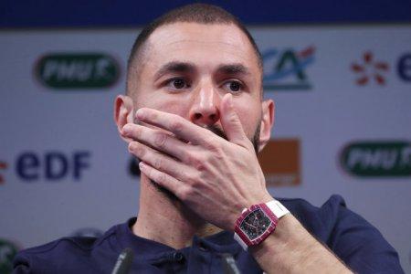 Incepe procesul sextape, cu Karim Benzema acuzat. Cel mai bun fotbalist de la Real Madrid risca pana la 5 ani de inchisoare