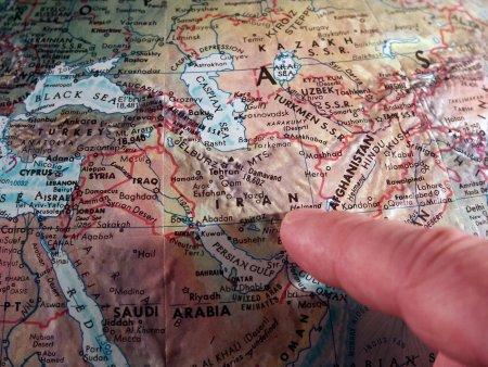 Planurile americanilor nu s-au schimbat deloc. Modificarea radicala a hartii Orientului Mijlociu