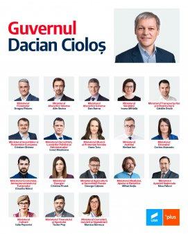 Calendarul audierii Guvernului Ciolos, decis astazi. Cand ar urma sa ajunga ministrii propusi in fata comisiilor
