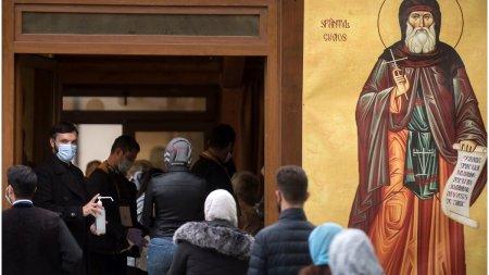 Patriarhia a anuntat programul de Sfantul Dimitrie. Cand va fi scoasa racla cu moastele Ocrotitorului Bucurestilor