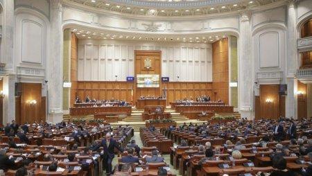 Camera Deputatilor: Plenul a declarat vacanta functia de presedinte al forului legislativ
