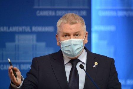 Florin Roman a fost ales presedinte interimar al Ca<span style='background:#EDF514'>MEREI</span> Deputatilor, dupa demisia lui Ludovic Orban