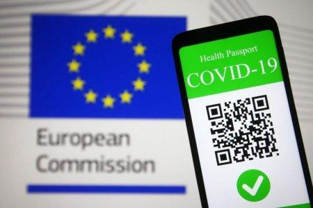 Comisia Europeana anunta ca aproape 600 de milioane de certificate verzi COVID-19 au fost generate