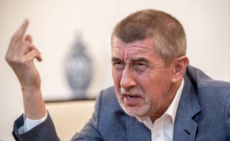 Situatie politica: Miliardarul ceh care a renuntat la i<span style='background:#EDF514'>DEEA</span> de a redeveni prim-ministru