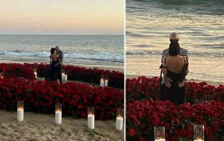 Poveste de dragoste recenta: S-a logodit sora mai mare a lui Kim Kardashian (Video)
