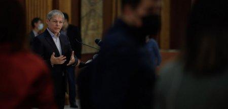 Audierea ministrilor propusi de Ciolos va avea loc marti. Plenul reunit al Parlamentului va vota miercuri Guvernul USR