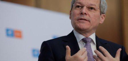 Dacian Ciolos a uitat ca a fost desemnat sa formeze un Guvern: Eu nu o sa fiu in Executiv. De fapt, evident ca o sa fiu pentru ca sunt prim-ministru, am uitat