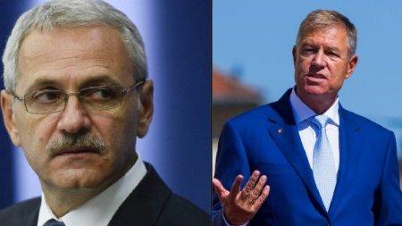 Dragnea, despre planurile lui Iohannis cu criza politica: O cacialma!