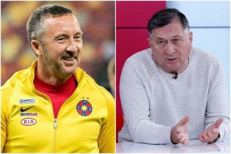 Mihai Stoica si Ion Craciunescu, confruntare pe fazele de arbitraj din FCSB - CS Mioveni! Cine a fost de fapt dezavantajata si unde s-au contrazis