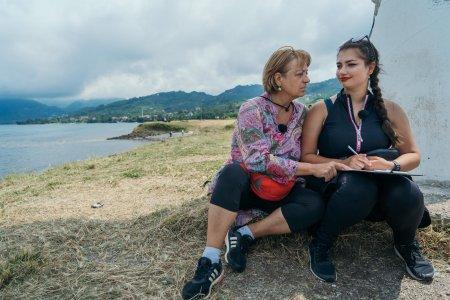 Asia Express, 18 octombrie 2021. Adriana Trandafir si Maria Speranta s-au certat. Care a fost motivul pentru care s-au enervat