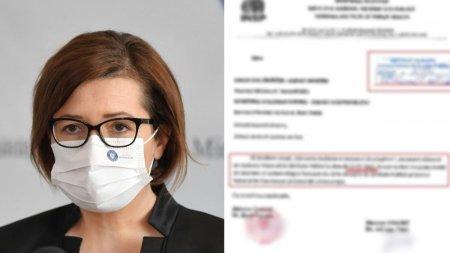 Cate avertizari legate de valul 4 al pandemiei a ignorat ministrul Sanatatii, Ioana Mihaila