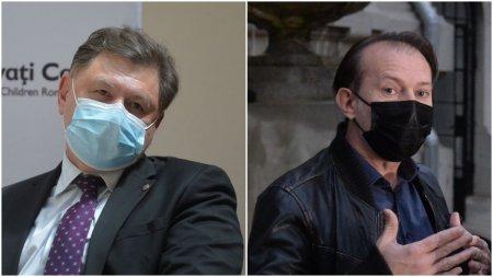 Alexandru Rafila, despre esecul campaniei de vaccinare: Citu a fost unul dintre princi<span style='background:#EDF514'>PALII</span> promotari ai actiunilor care a dus la raspandirea infectiei
