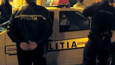 Barbatul care a jefuit o casa de schimb valutar din Cluj-Napoca a fost prins