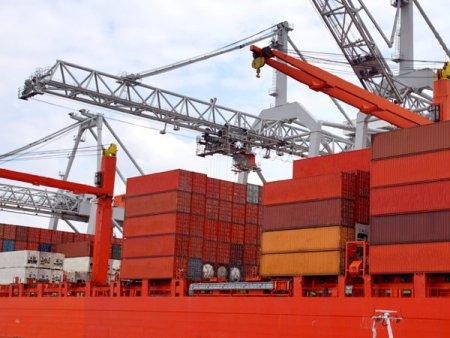 In prag de recesiune a profiturilor pentru altii, transportatorii de containere castiga mai bine ca niciodata