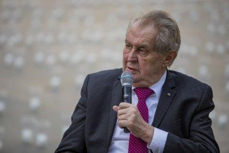 Șeful Senatului ceh anunta ca presedintele <span style='background:#EDF514'>MILOS</span> Zeman nu-si mai poate indeplini atributiile din cauza bolii