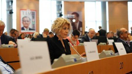 Carmen Avram: <span style='background:#EDF514'>DELEGATIA</span> Romana PSD voteaza pentru protejarea intereselor fermierilor romani in Parlamentul European