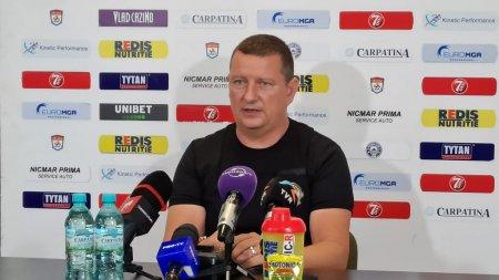 Ionut Chirila, dupa meciul cu CS <span style='background:#EDF514'>UNIVERSITATEA</span> Craiova: In loc sa murim de cancer, am facut infarct (Video)