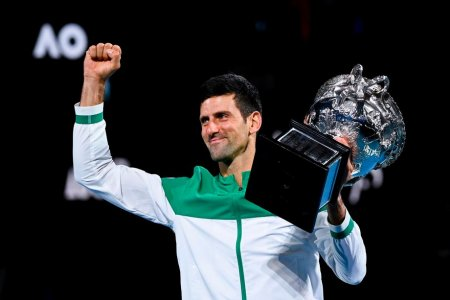 S<span style='background:#EDF514'>PORTI</span>vii nevaccinati anti-COVID nu vor primi viza pentru Australian Open. Novak Djokovic: Nu stiu daca voi merge la Melbourne