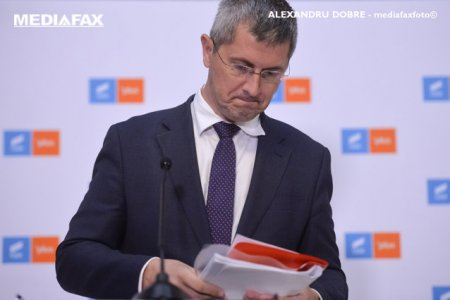 Barna, propus ministru de Externe, a primit aviz negativ in Parlament