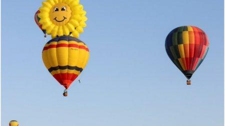 Un barbat a murit dupa ce a cazut dintr-un balon cu aer cald, in Israel
