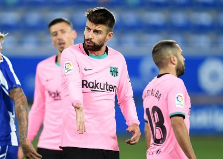 Alt scandal la Barcelona » Pique reactioneaza la declaratiile lui Bartomeu: Daca incep sa vorbesc, voi exploda!