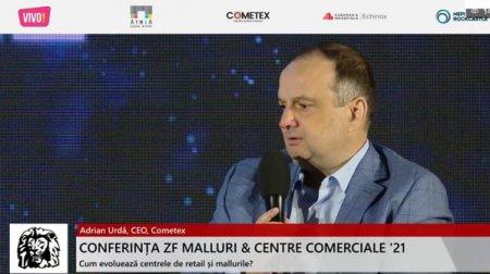 Adrian Urda, CEO, Cometex: In 2022 vom intra in liga importanta a dezvoltatorilor de real estate, cu mai multe parcuri de <span style='background:#EDF514'>RETAIL</span>, iar din 2023 venim cu proiecte mixte, <span style='background:#EDF514'>RETAIL</span> si rezidential. Ne uitam la orasele tertiare, secundare, dar si la cele mari