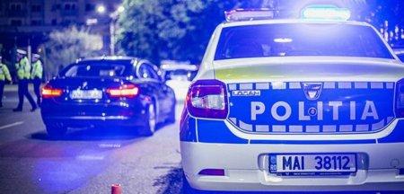 Omul de afaceri care a lovit cu masina doi politisti ca sa nu sufle in alcooltest. Ce pedeapsa a primit