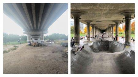 S<span style='background:#EDF514'>KATE</span>board vs gratare la Brasov. USR si PNL se rafuiesc pe marginea unui proiect cerut de pustii care se dau cu placa
