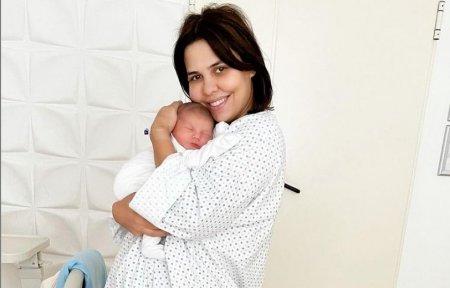 Cu ce probleme se confrunta Andreea Popescu, dupa ce a nascut al doilea copil. De cinci zile sunt in agonie